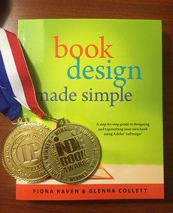 Book Design Made Simple wins two gold medals
