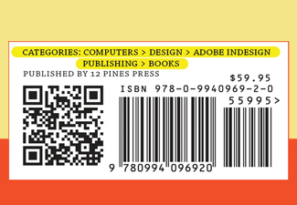 bar code with book subject categories