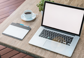 One cost to self-publish is setting up a website for marketing.