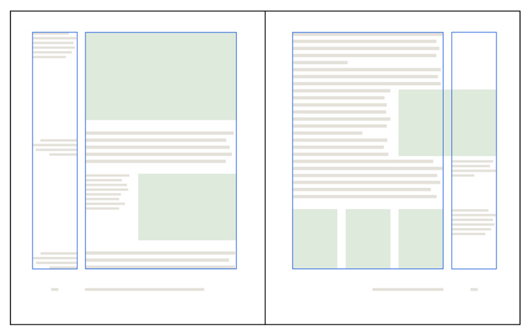 Layout grid used for Book Design Made Simple