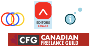 Canadian editorial publishing association logos