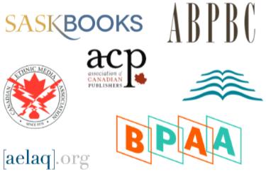 Canadian regional publishing association logos