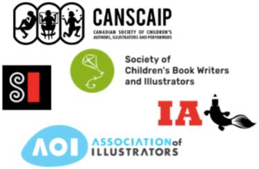 illustrator publishing association logos
